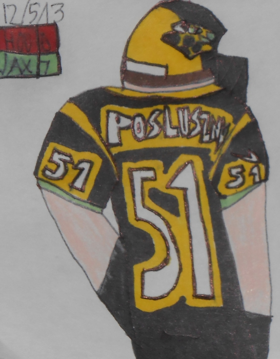 Paul Posluszny by armattock